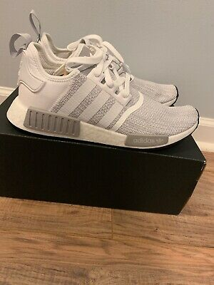 21b1f4c1842c3 ADIDAS NMD R1 Blizzard B79759 New With Original Box Size 9.5 ...