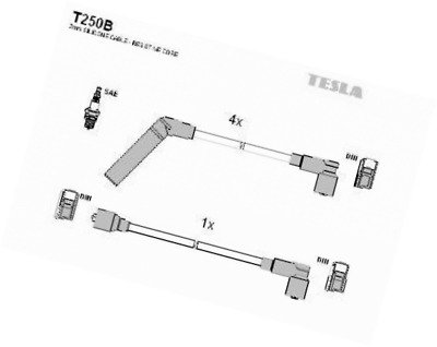 Tesla T250B Ignition Cable Kit