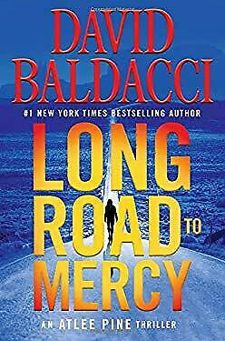 Long Road to Mercy (Atlee Pine) by Baldacci, David-ExLibrary