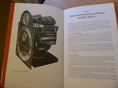 Making A Chiming Grandfather Clock With Musical Mechanism Rare C.reeve Book Vgc