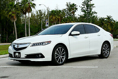 2016 Acura TLX ** Advance w/ all options! 15k miles! WOW ** 2016 Acura TLX Advance FWD 2018 ILX Nissan Maxima Tech TL Technology