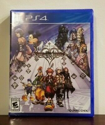 Kingdom Hearts HD II.8 2.8: Final Chapter Prologue for PlayStaion 4 NEW SEALED