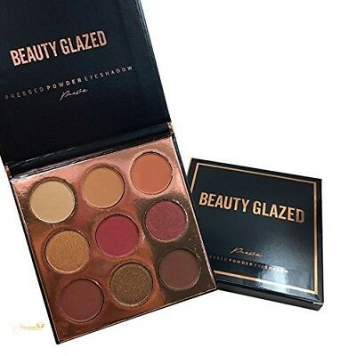 Huda Beauty Desert Dusk Eye Shadows Palette 18 Colors Makeup Contour