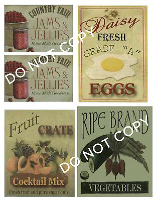 #FH295 Halloween Labels ~ Our Designs