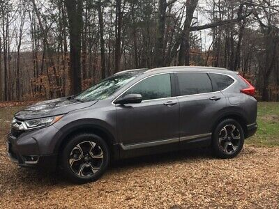 2017 Honda CR-V Touring Honda CR-V 2017
