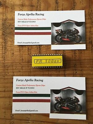 Forza Aprilia Racing Eprom FR100 RSV 98-00 Performance Chip