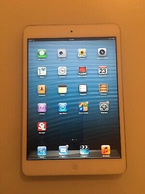 Apple Ipad Mini Wifi 16 Go Argenté