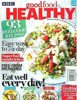 Bbc Good Food Healthy Magazine Summer 2018 ~ New ~