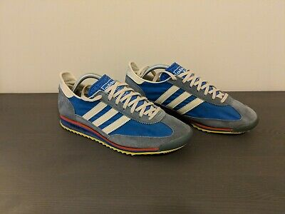 sports shoes a5056 6ed72 Vintage adidas originals SL 72 Shoes - Size 9.5 USA - Nice Condition