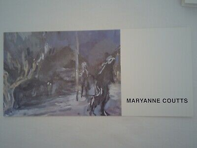 Australian Collectable Span Gallery Exhibition Brochure Invitation Card