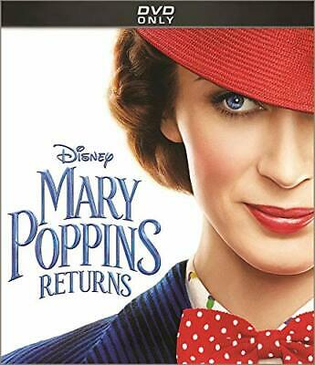 Mary Poppins Returns Dvd Pre-Order Release Date 19/03/19