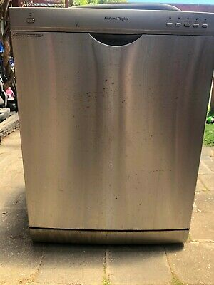 Dishwasher, Fisher and Paykel,