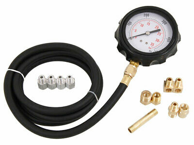 Oil Pressure Tester / Automatic Wave Box Pressure Meter  3524