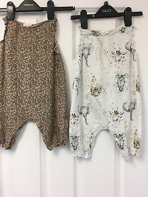Great Set Of Baby Girls Next Rompers Aged 6-9 Months