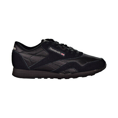 Reebok Classic Royal Nylon Black Suede Size 7.5 to 13 Men/'s New In Box BD1554