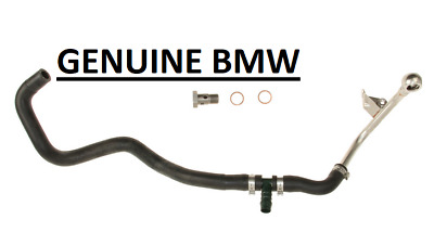 Turbocharger Coolant Line FOR BMW