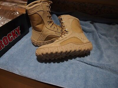 New Rocky Mens S2v Rkk0229 Brown Work Safety Boots 6299 Picclick