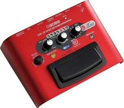 BOSS Vocal Harmonist VE-2 from Japan
