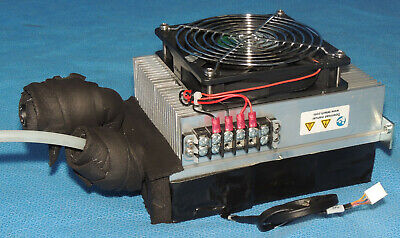 Thermo TE Thermoelectric LC-3227 Peltier Liquid Cooler Heat Exchangee / Warranty