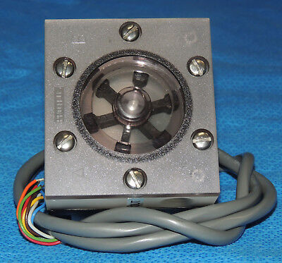 """NEW Proteus 800 Series Metering Flow Switch 1/4"""" FNPT 4.5 GPM Poly 0804PN4-NM"""