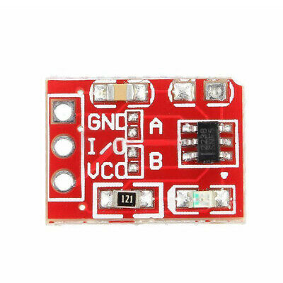 10/50 Pcs TTP223 Capacitive Touches Switch Button Self Lock Module for Arduino