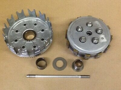 KAWASAKI OEM KX250F Inner Clutch Cover Right Side Water Pump
