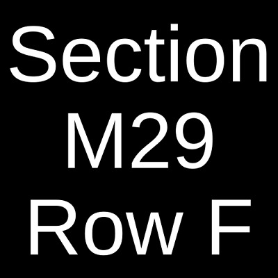 2 Tickets MercyMe 4/12/19 Taco Bell Arena Boise, ID