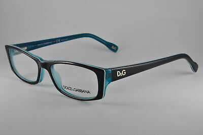 156aa268992 DOLCE   GABBANA D g 1212 Col 1871 52 16 135 Mm Authentic Eyeglasses ...