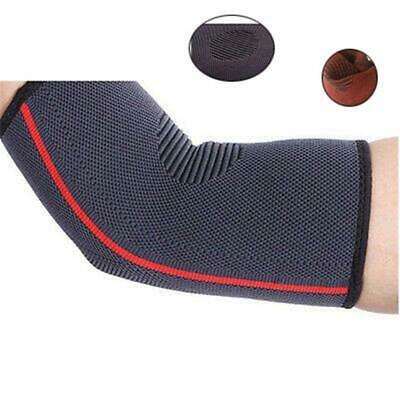 Elastic Elbow Brace Support Sleeve Band Sport Medicine Compression Tennis Guard