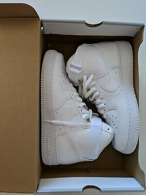 buy popular 7a03e fe252 Nike Air Force 1 High 07 White Size 10.5 315121 115 Brand New Ds