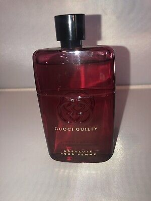 296b944e59 GUILTY ABSOLUTE * Pour Femme by Gucci 3.0 oz edp spray Perfume ...