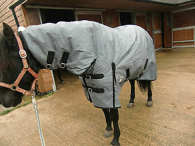 """The Highland Heavy Weight Combo """"THUG RUG""""  1680d/300g fill. Reduced PRICE £65"""