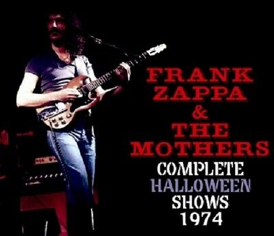 NEW FRANK ZAPPA - COMPLETE HALLOWEEN SHOWS 1974##Hu