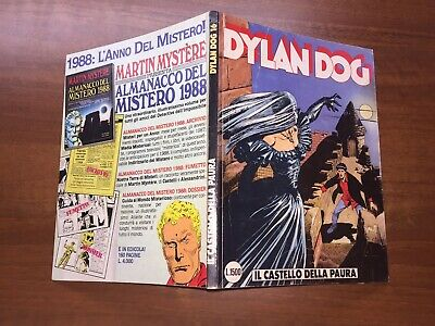 Dylan Dog N.16 Originale!!!