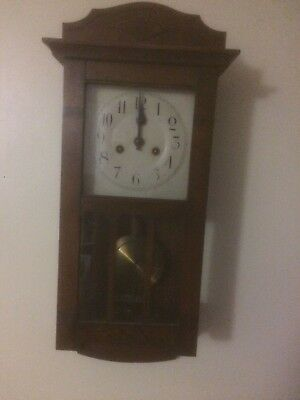 small german wall clock 1930?