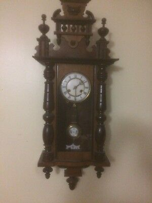 very nice german wall clock 1930s