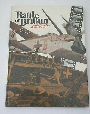 Battle Of Britain From The Great New Motion Picture Tom Hutchinson Purnell 1969
