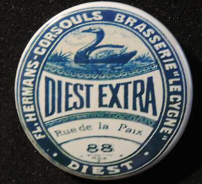 Pin Button Badge Ø38mm  Diest (bière) 2