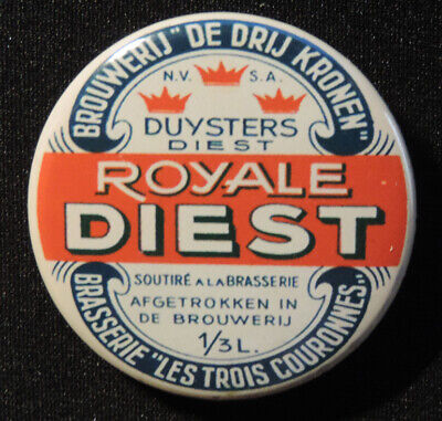 Pin Button Badge Ø38mm  Diest (bière) 3