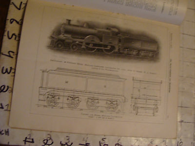 The Model Engineer and Electrician: SEPT. 10, 1903 issue; SCARCE MAG w/ TRAINS