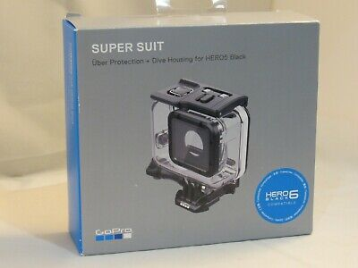 GoPro Super Suit with Dive Housing Uber Protection for HERO5 HERO6 HERO7 Black