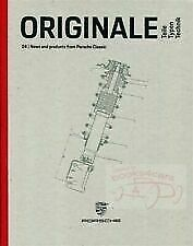 Genuine Porsche Classic Original Parts Catalogue 4 Ideal Gift WSLU700100662 NEW