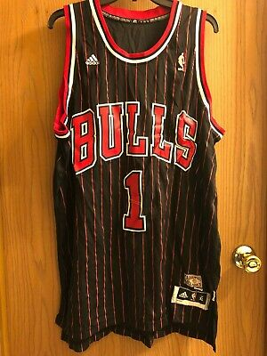 lowest price 50248 68d92 ADIDAS DERRICK ROSE Chicago Bulls Jersey Mens Medium ...