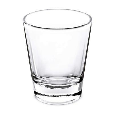 Glass Shot Glass 4 Pack Set Drinking Alcohol Party Gifts
