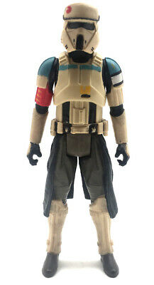 Star Wars Rogue One Scarif Stormtrooper Action Figure 3.75""