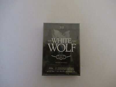 Prohibition White Wolf Vodka Playing Cards~Ellusionist~ NEW (Free Shipping)