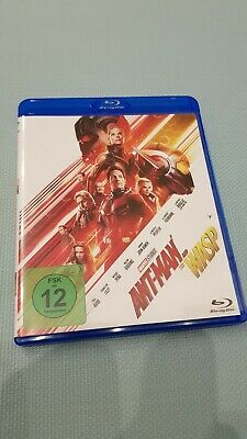 Ant-Man And The Wasp - Marvel - Blu-Ray -