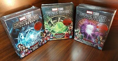 Marvel Studios Cinematic Universe:Phase One,Two and Three(Blu-ray,REGION FREE)