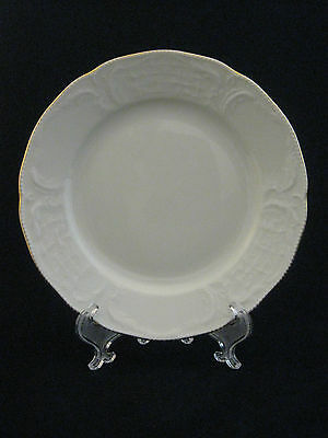 Rosenthal Classic Gold Band Sanssouci Ivory Bread Butter Plate Made in Germany