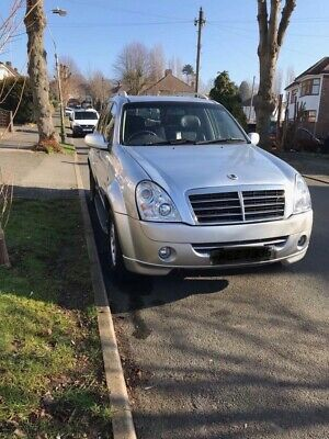 2007 Ssangyong Rexton 270S Automatic Diesel 78600 miles